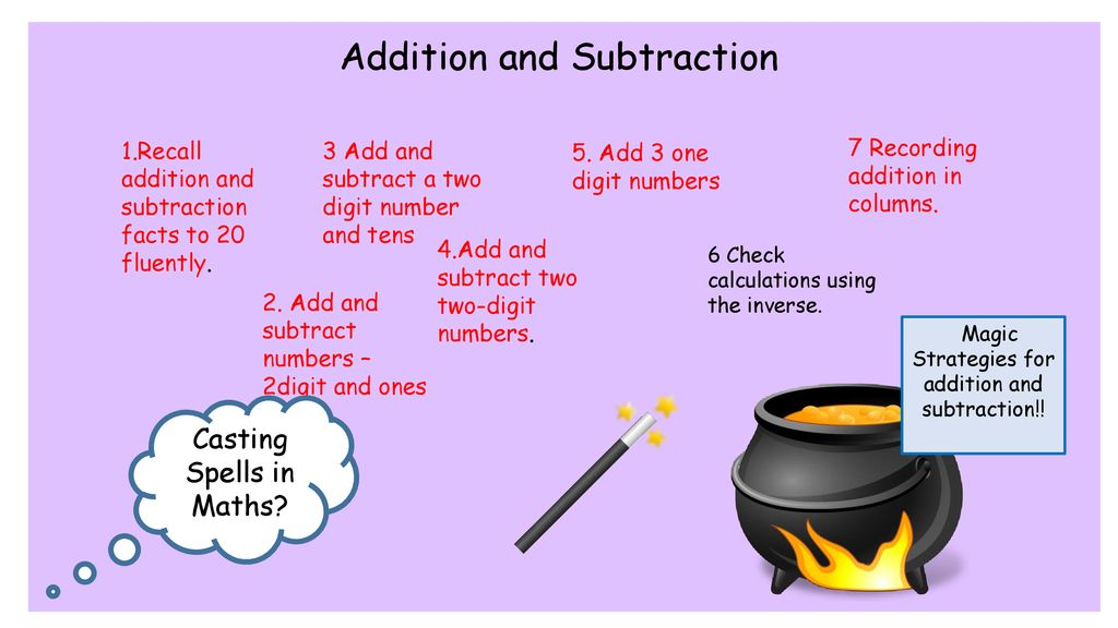 Counting, Number and Calculation - ppt download