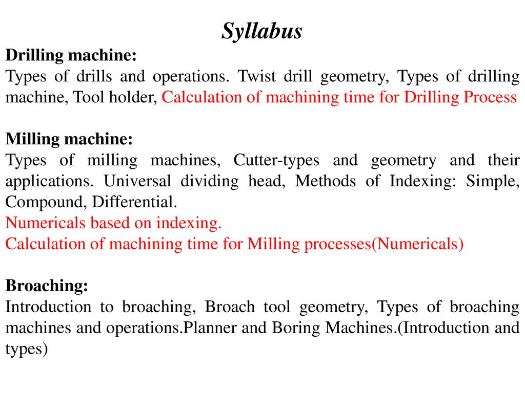 Machine tools and their applications - ppt download