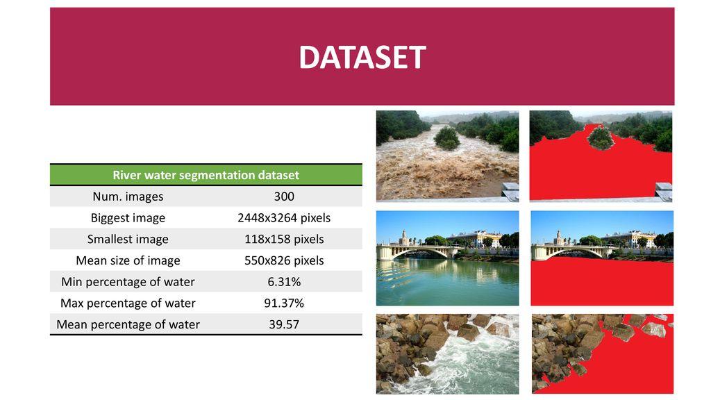 RIVER SEGMENTATION FOR FLOOD MONITORING - ppt download