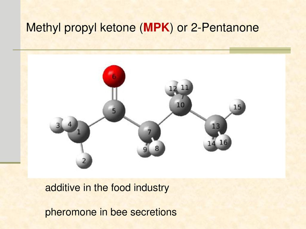MICROWAVE SPECTROSCOPY OF 2-PENTANONE - ppt download