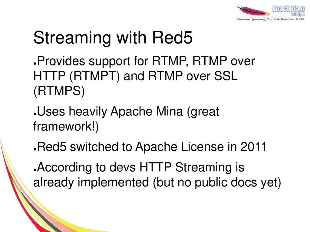 Ant Media Server Vs Red5