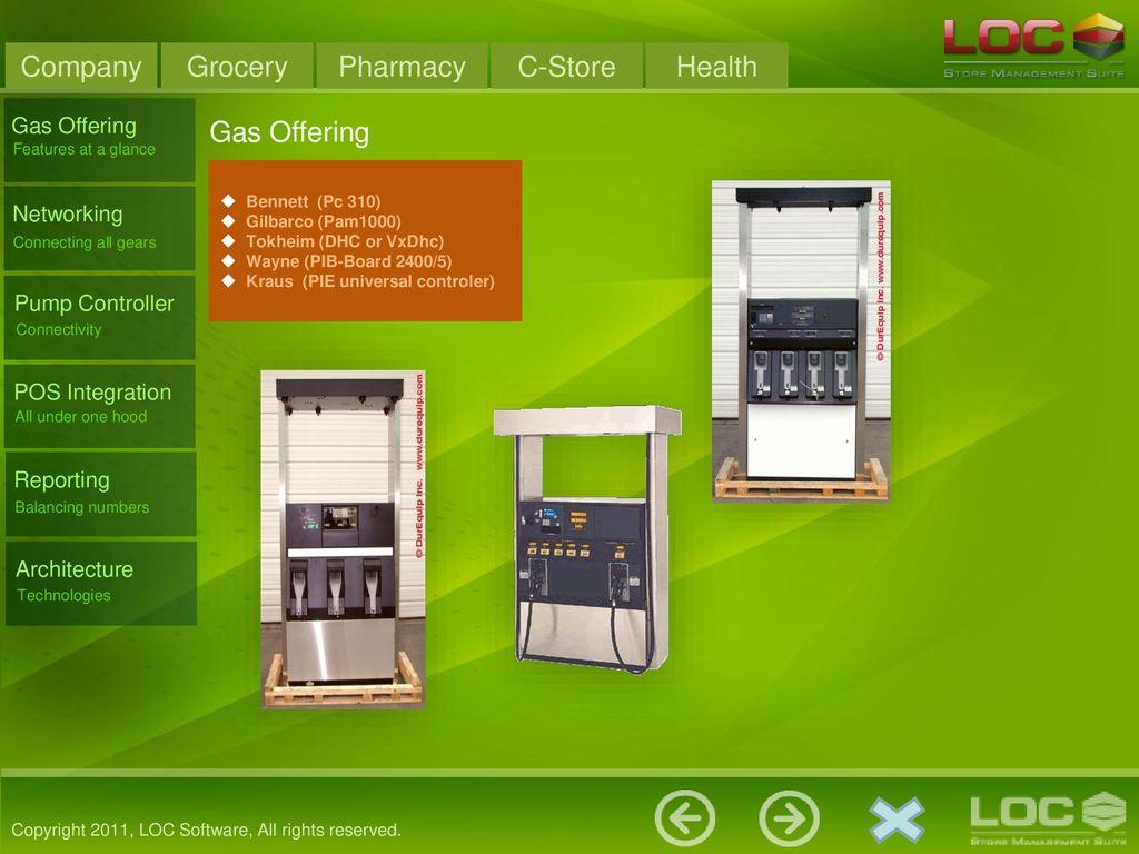 Gas Offering Bennett (Pc 310) Gilbarco (Pam1000) - ppt download
