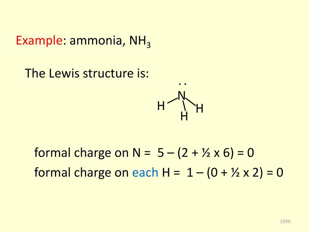 Nh4 Resonance Structure