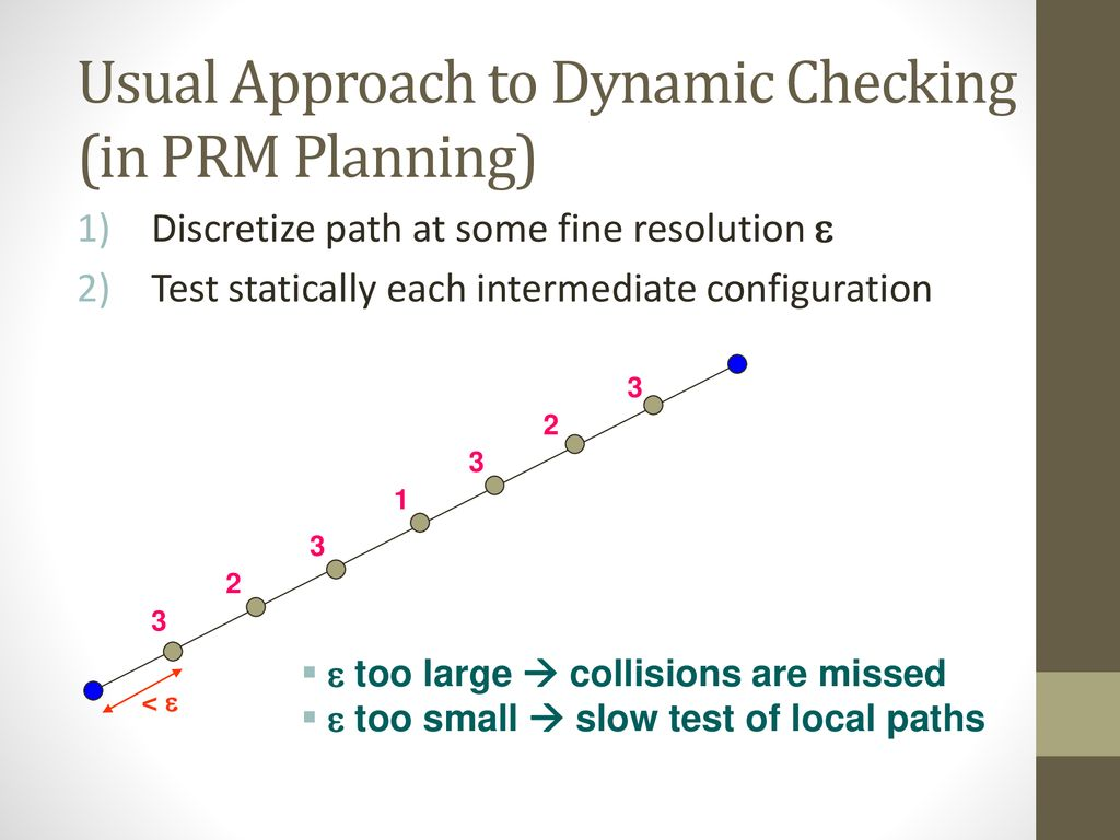 Tree growing motion planners + optimizing planners - ppt download