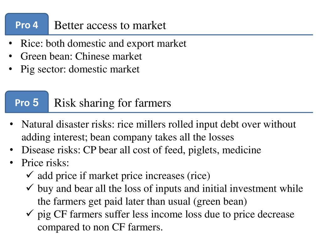 AGRICULTURAL COMMERCIALIZATION IN LAO PDR - ppt download