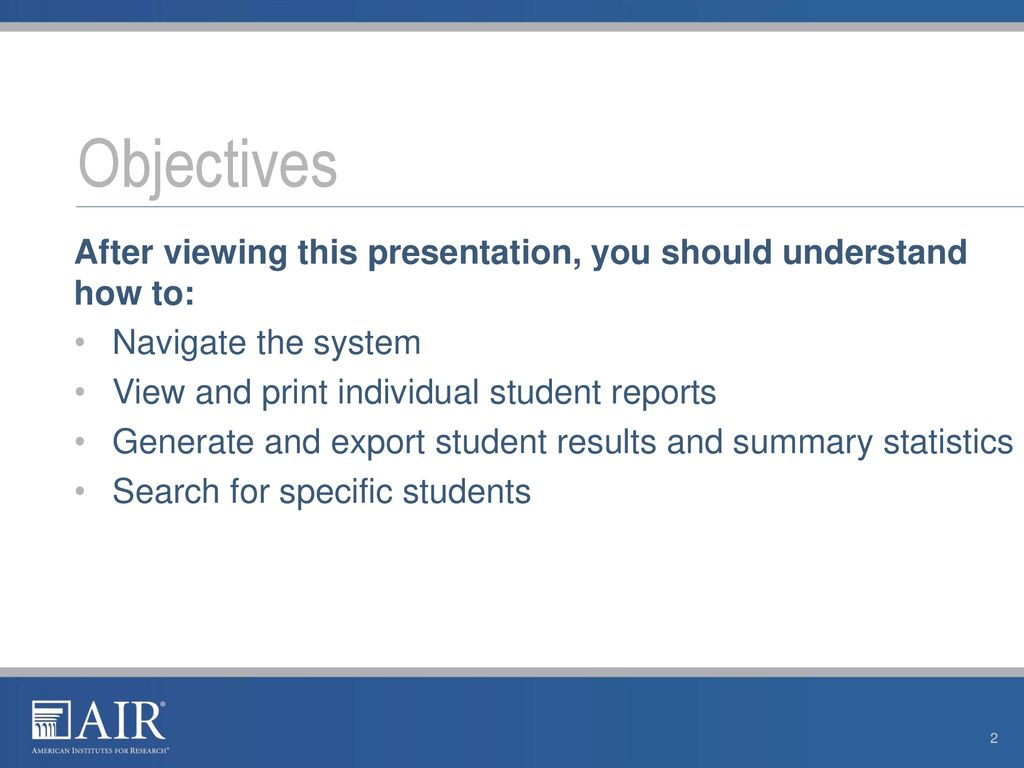 Online Reporting System (ORS) - ppt download