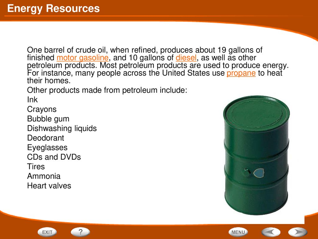 What does the word RESOURCES mean? - ppt download