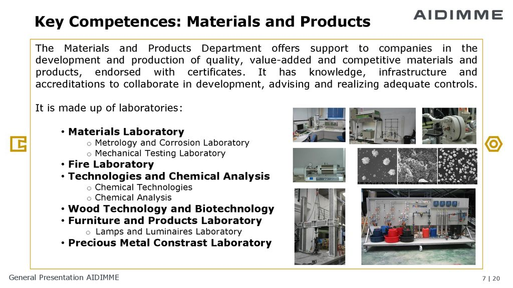 Metal-processing, Furniture, Wood and Packaging - ppt download