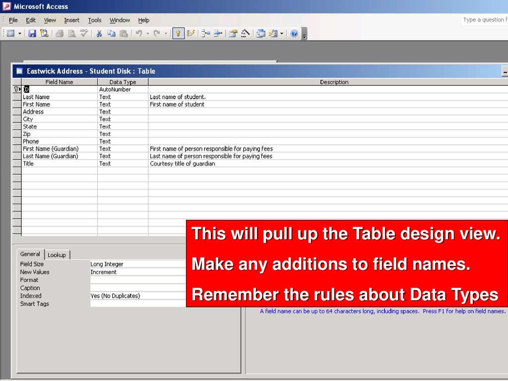 What is a Database? How is a Database use? How to set up in