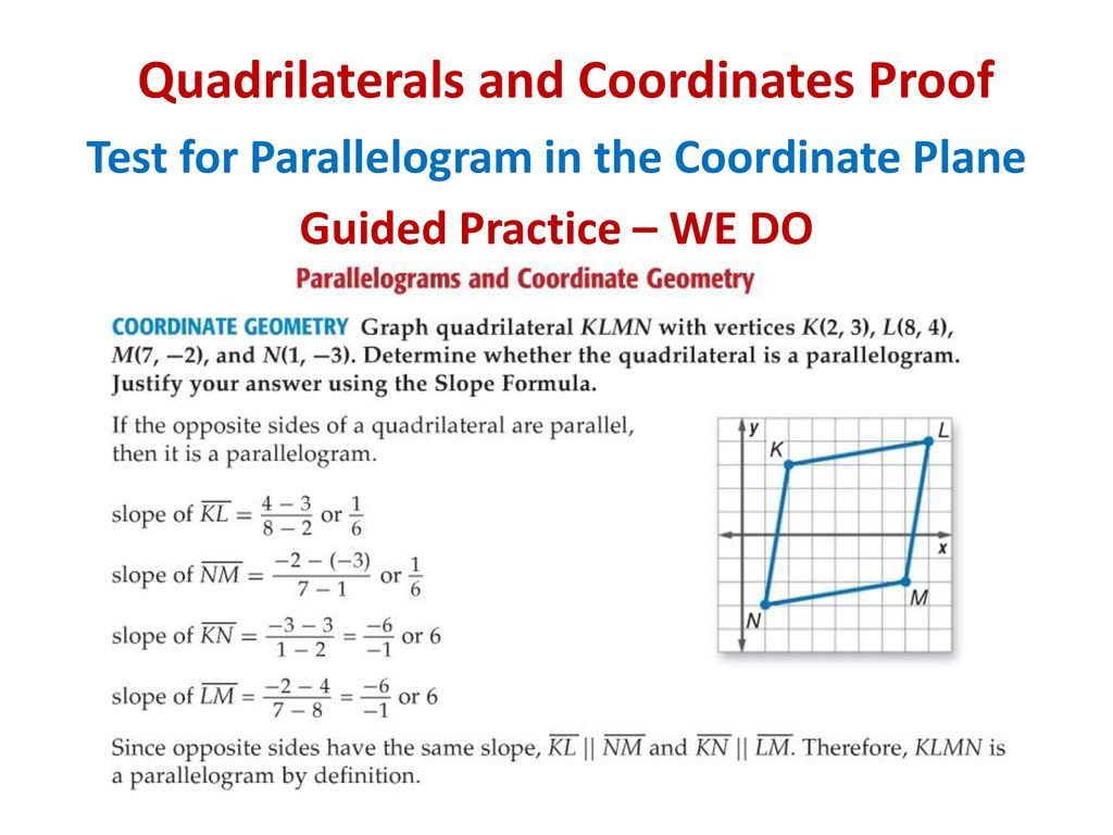 Parallelogram Proofs Worksheet With Answers Promotiontablecovers