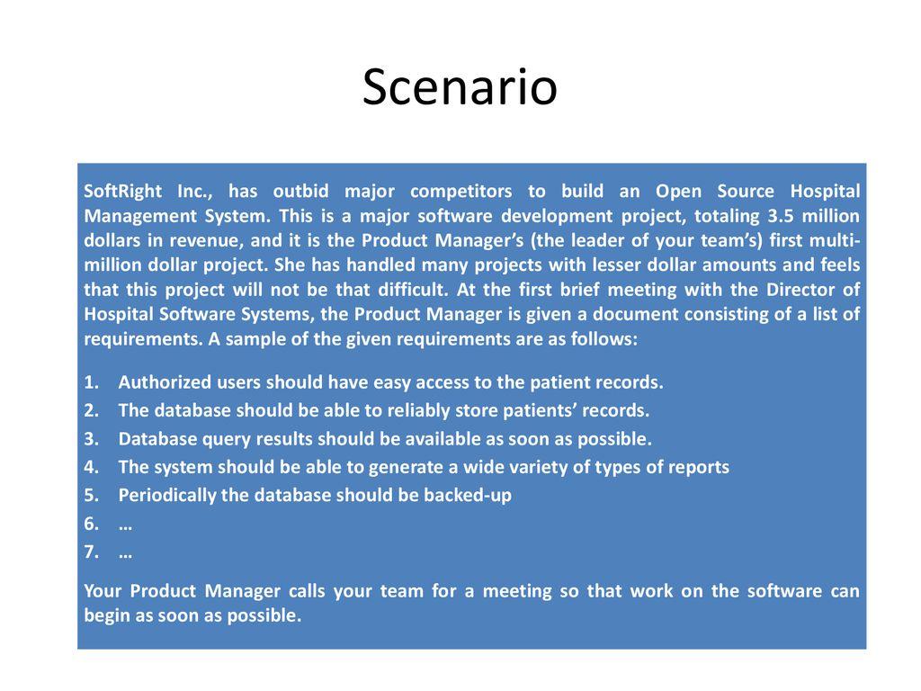 Requirements Management - ppt download