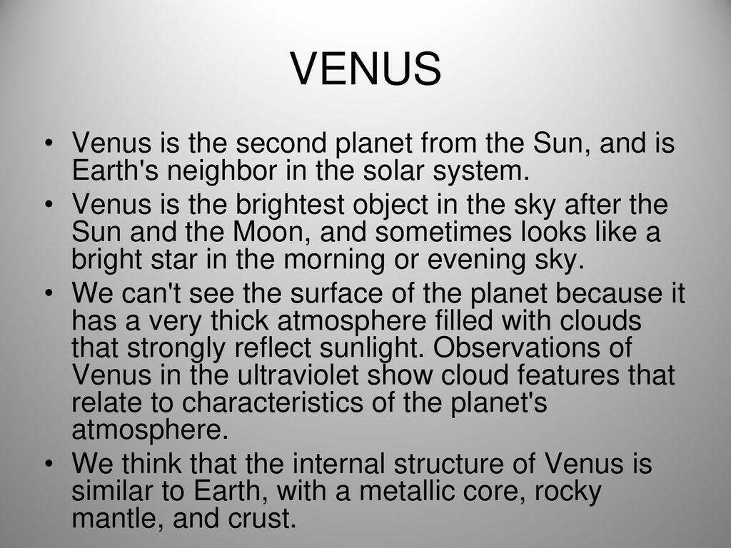 Solar System  - ppt download