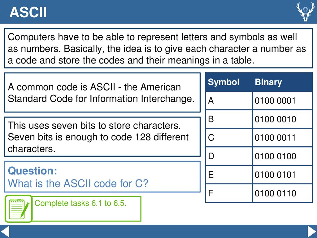 Data Encoding Characters Ppt Download
