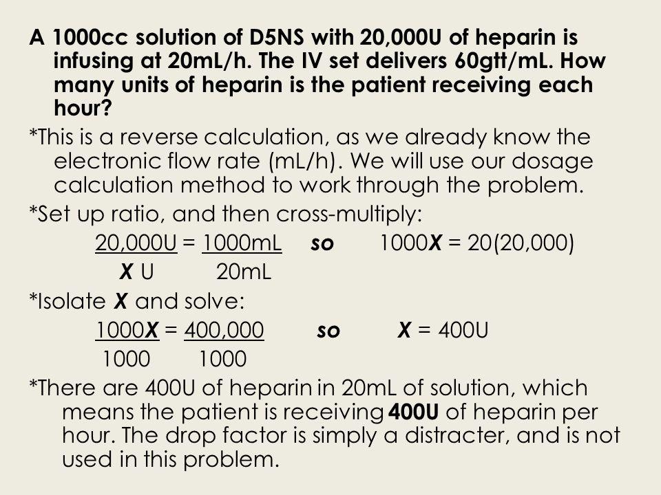 Epocrates medtools application: iv drip rate calculator.