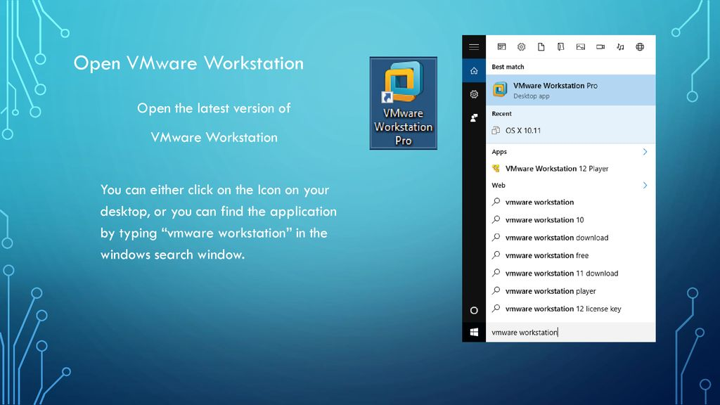 Creating a Windows 7 Professional SP1 Virtual machine - ppt