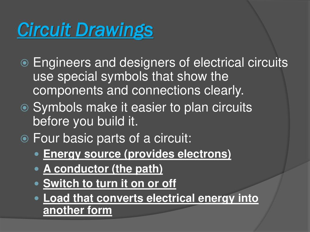Sec. 2.3 – Analyzing and Building Electrical Circuits - ppt download