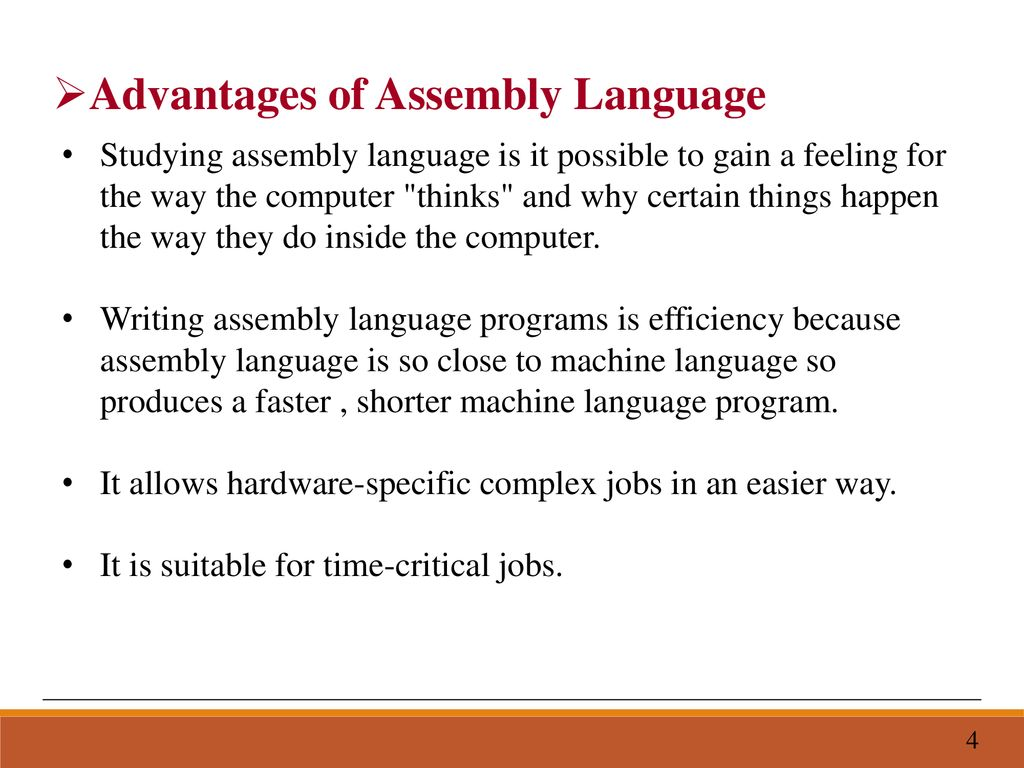 INTRODUCTION ABOUT ASSEMBLY - ppt download
