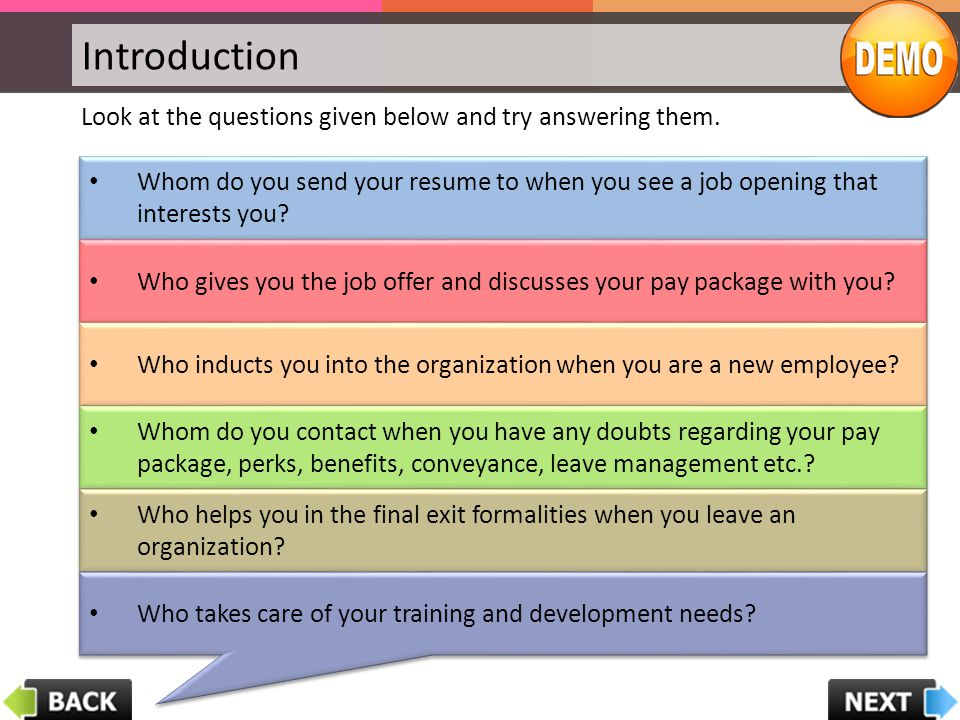 Introduction Look at the questions given below and try answering them.