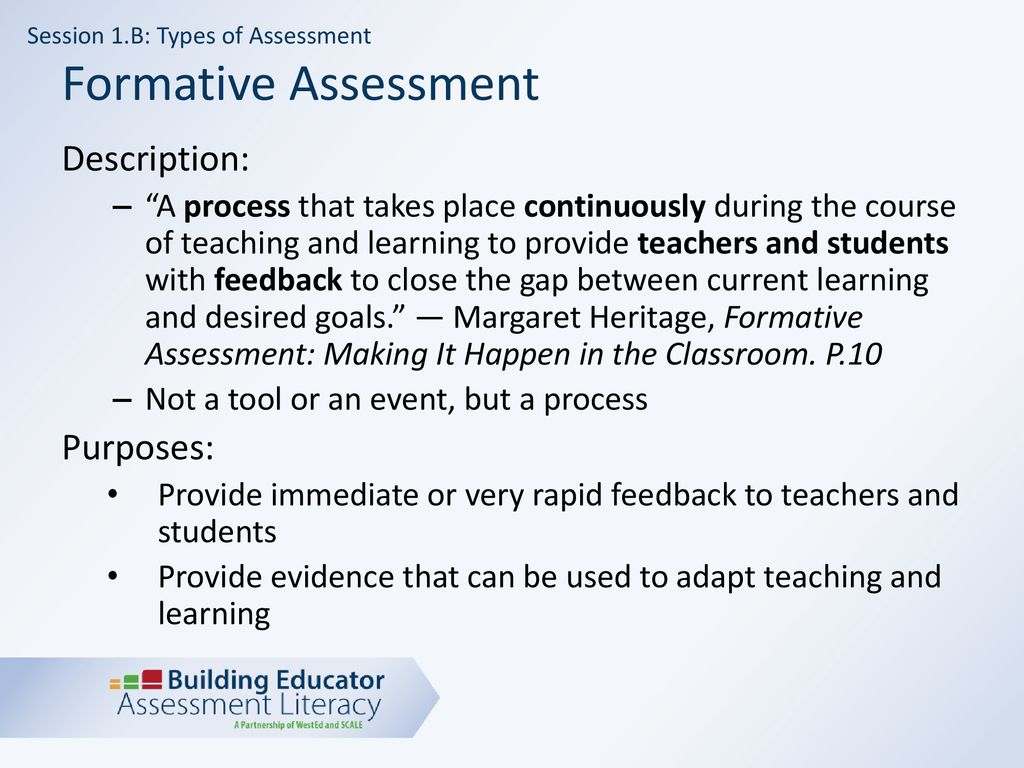 11 Formative Assessment ...