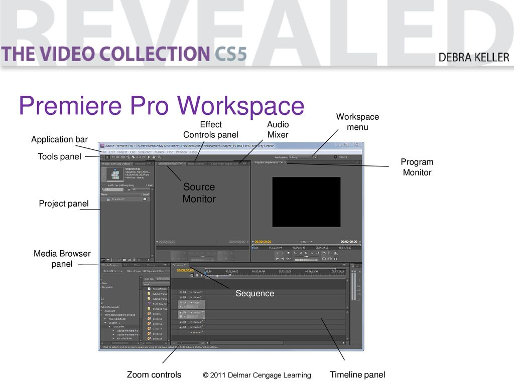 Creating a Video Montage in Adobe Premiere CS5 - ppt download