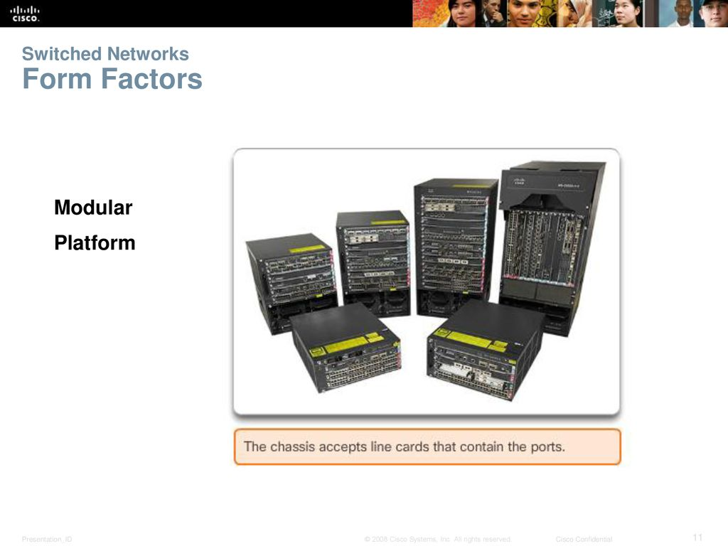 Chapter 4 Switched Networks Ppt Download Switch Design Review Help Lan Switching And Routing Cisco Form Factors