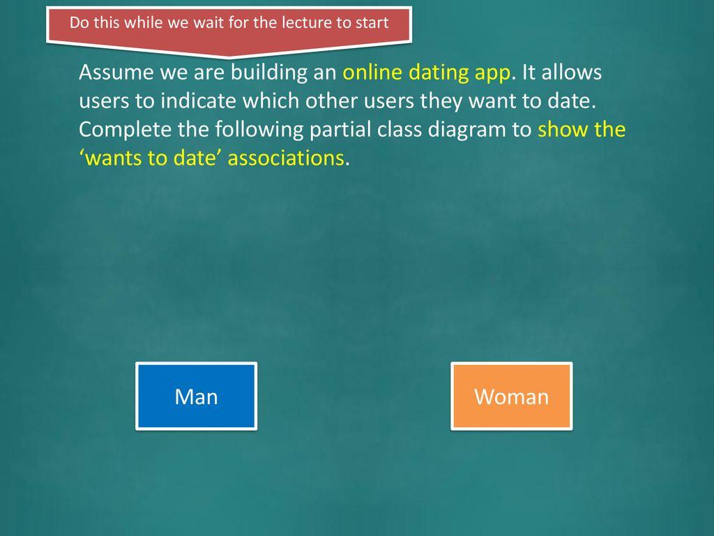 PowerPoint-presentation på online dating
