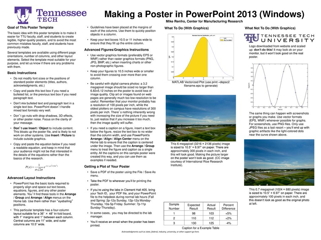 Making a poster in powerpoint 2010 windows ppt download making a poster in powerpoint 2013 windows toneelgroepblik Gallery