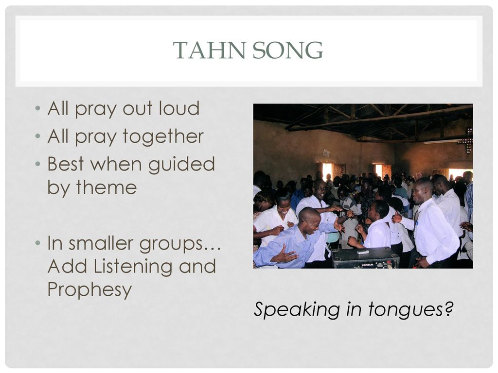 Planning Worship Spirit and Truth  - ppt download