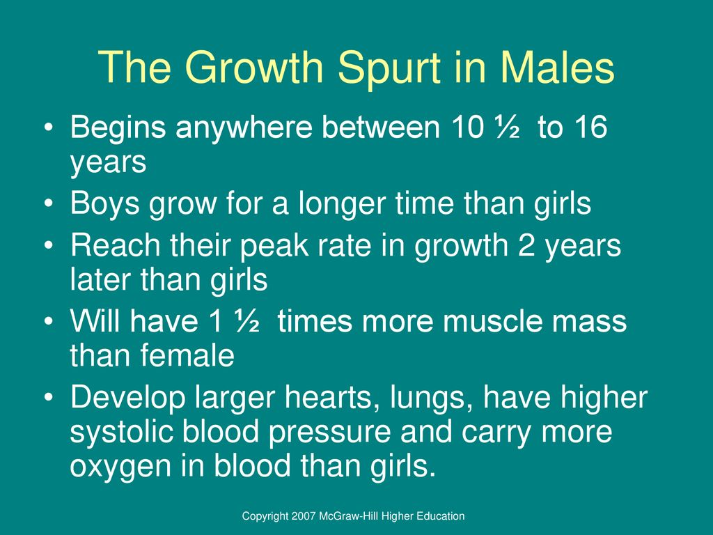 The Biological and Physical Changes of Adolescence - ppt
