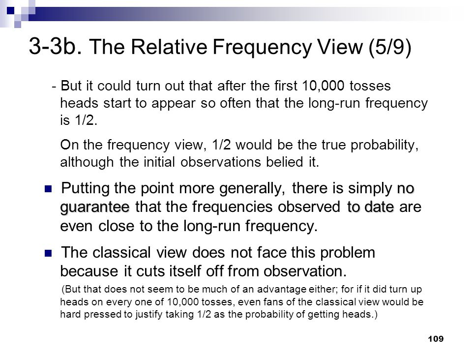 3-3b. The Relative Frequency View (5/9)
