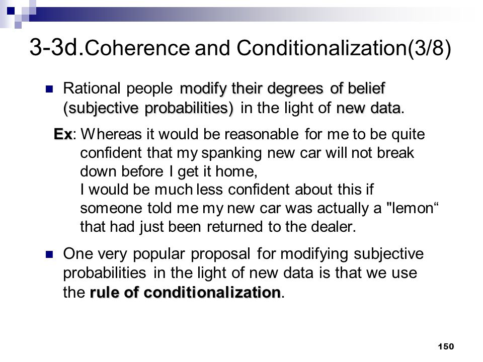 3-3d.Coherence and Conditionalization(3/8)