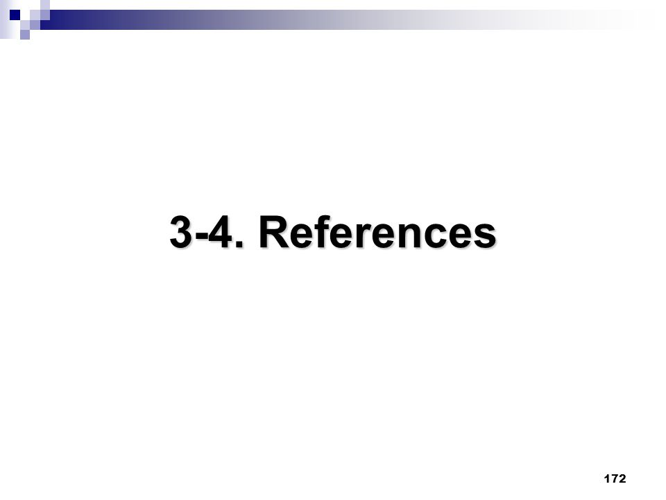 3-4. References 172 172