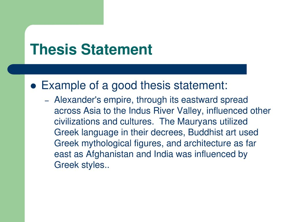 Writing The Dbq Thesis Statement Ppt Download
