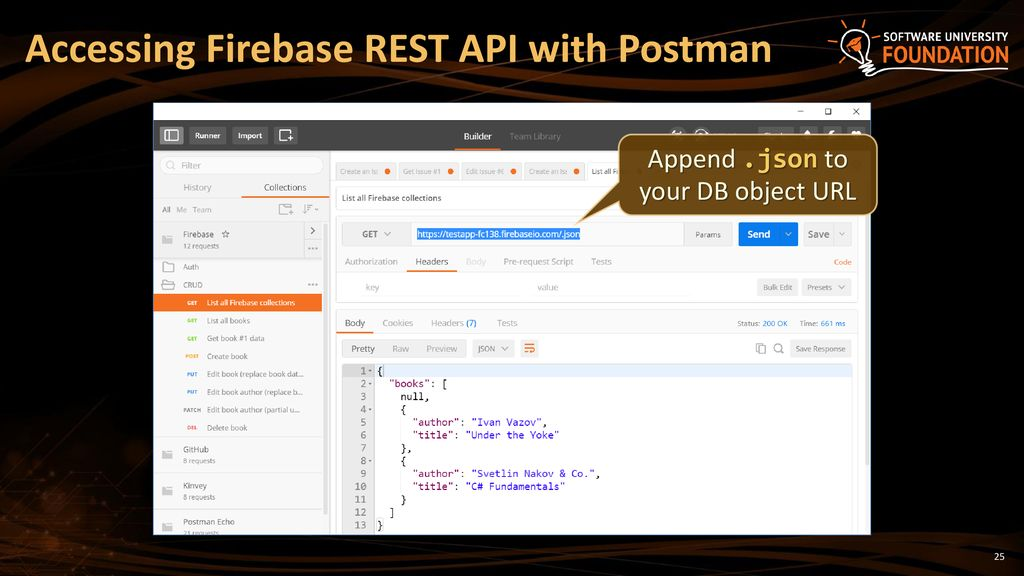 HTTP, RESTful Web Services, HTTP and REST Tools: Postman