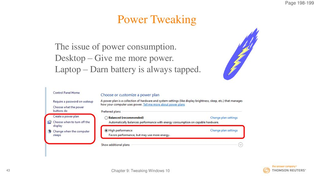 Chapter 9: Tweaking Windows ppt download