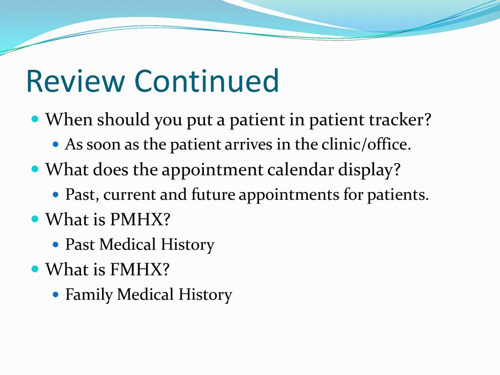 simulating the medical office ppt download