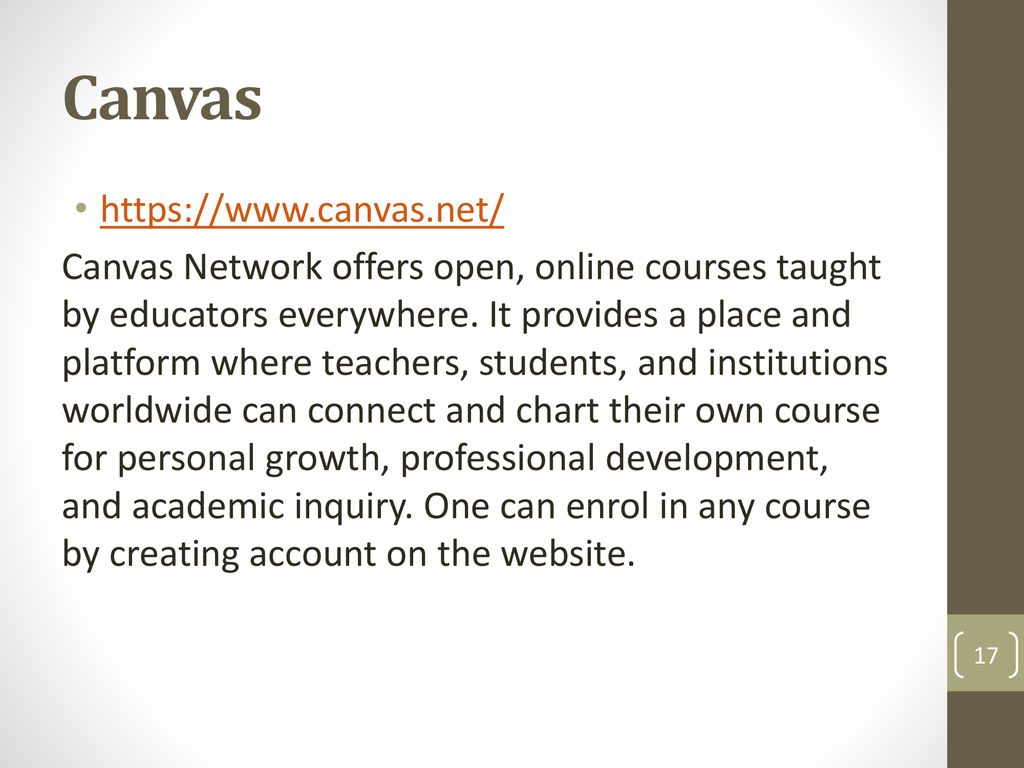 Access to Online Educational Resources - ppt download
