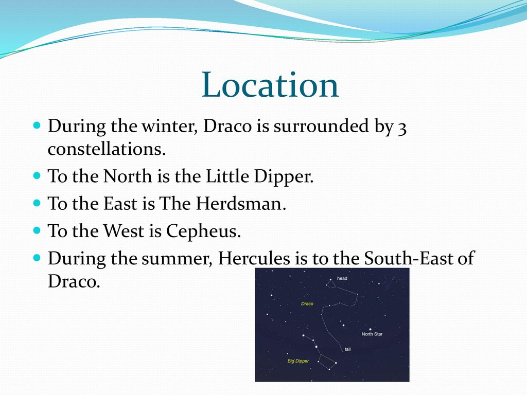 Draco the Dragon By Summer Cerbone  - ppt download