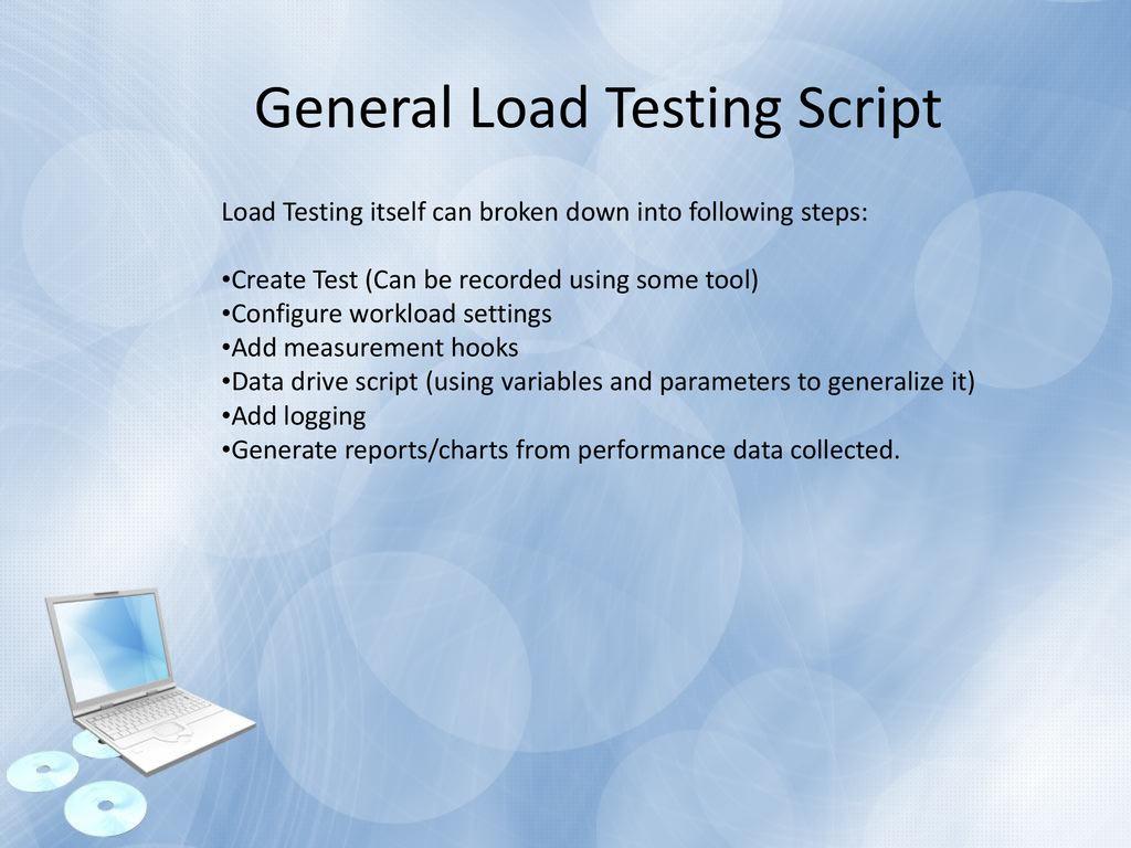 Agenda ○ Performance testing Load Testing StressTesting - ppt download