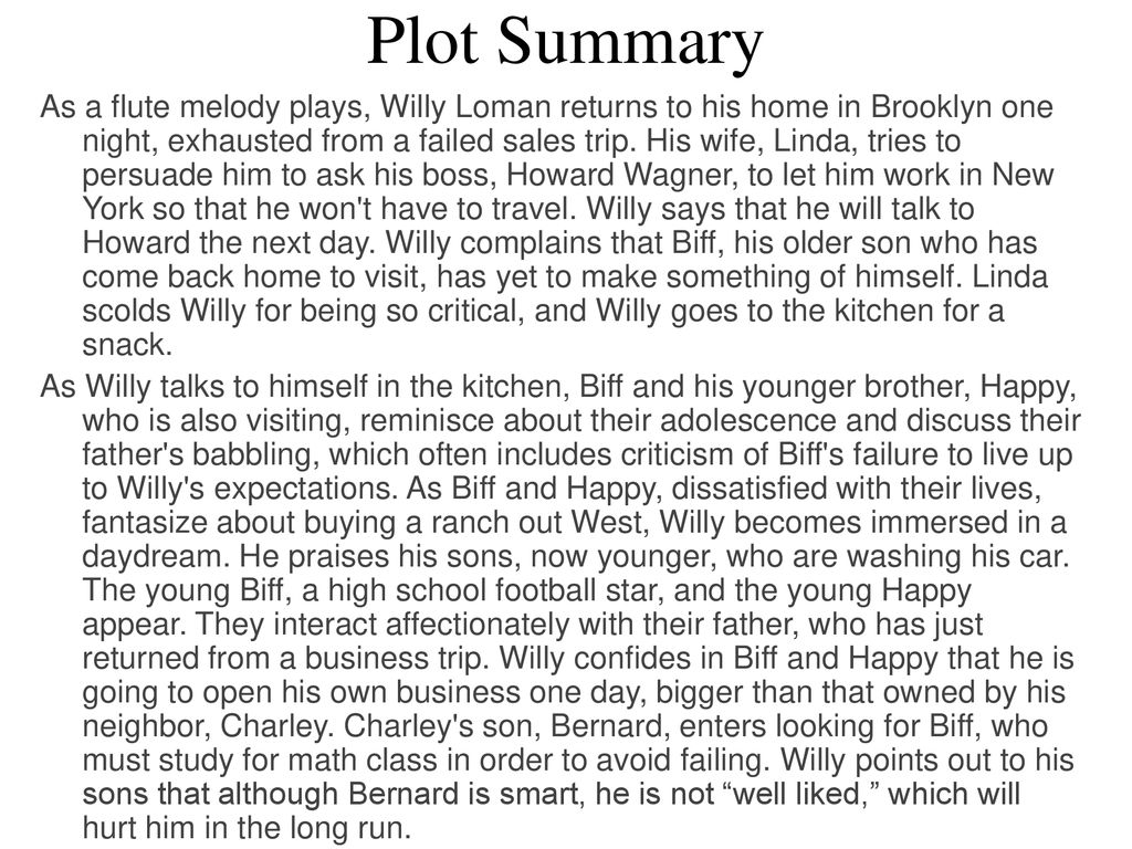 willy loman psychological diagnosis