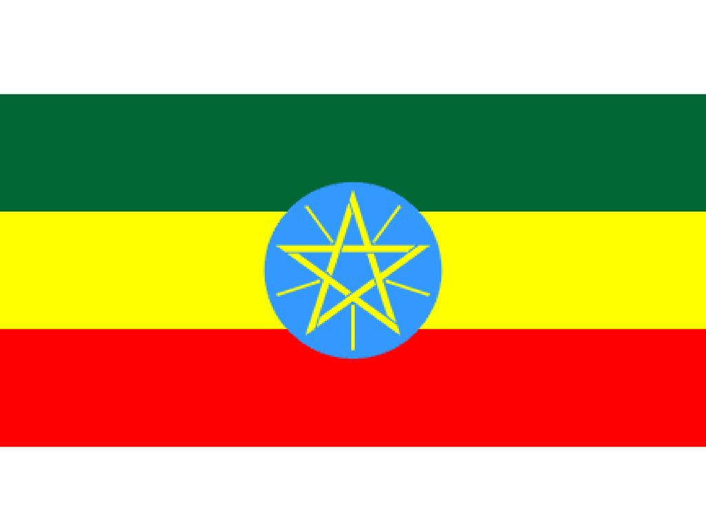 Ethiopia - Only African nation to never be fully colonized