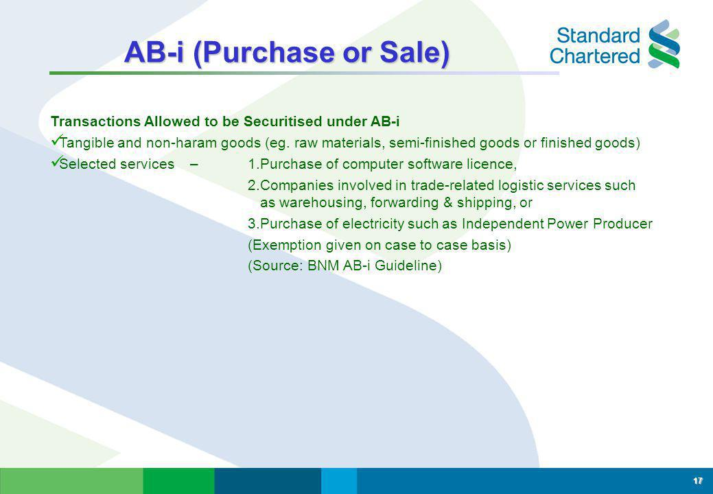 AB-i (Purchase or Sale)