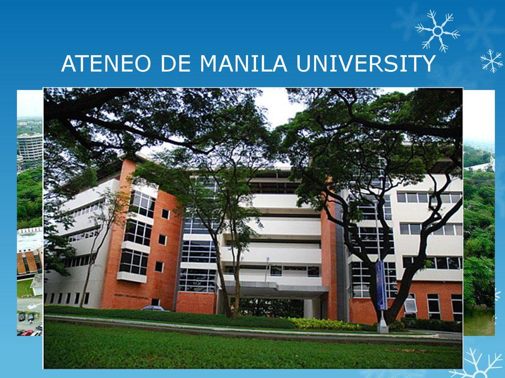 42 ateneo de manila university