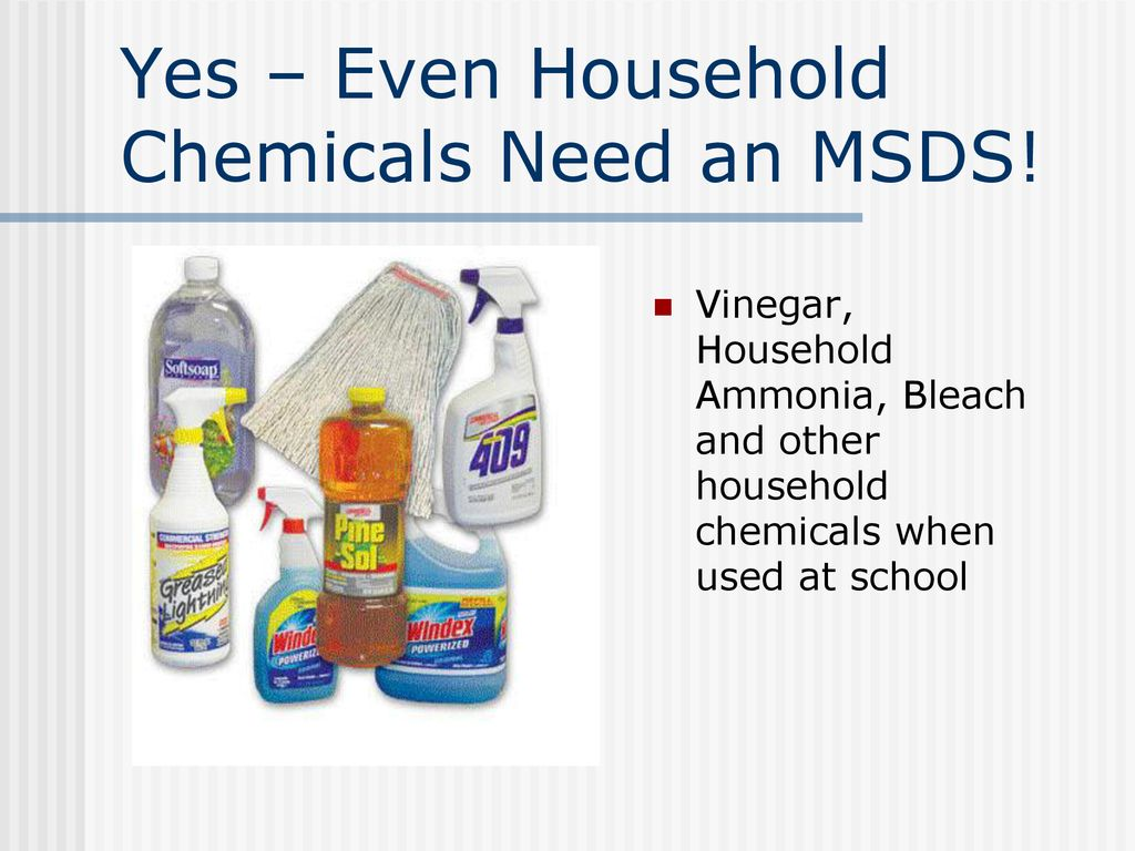Chemical Hygiene Officer Training - ppt download