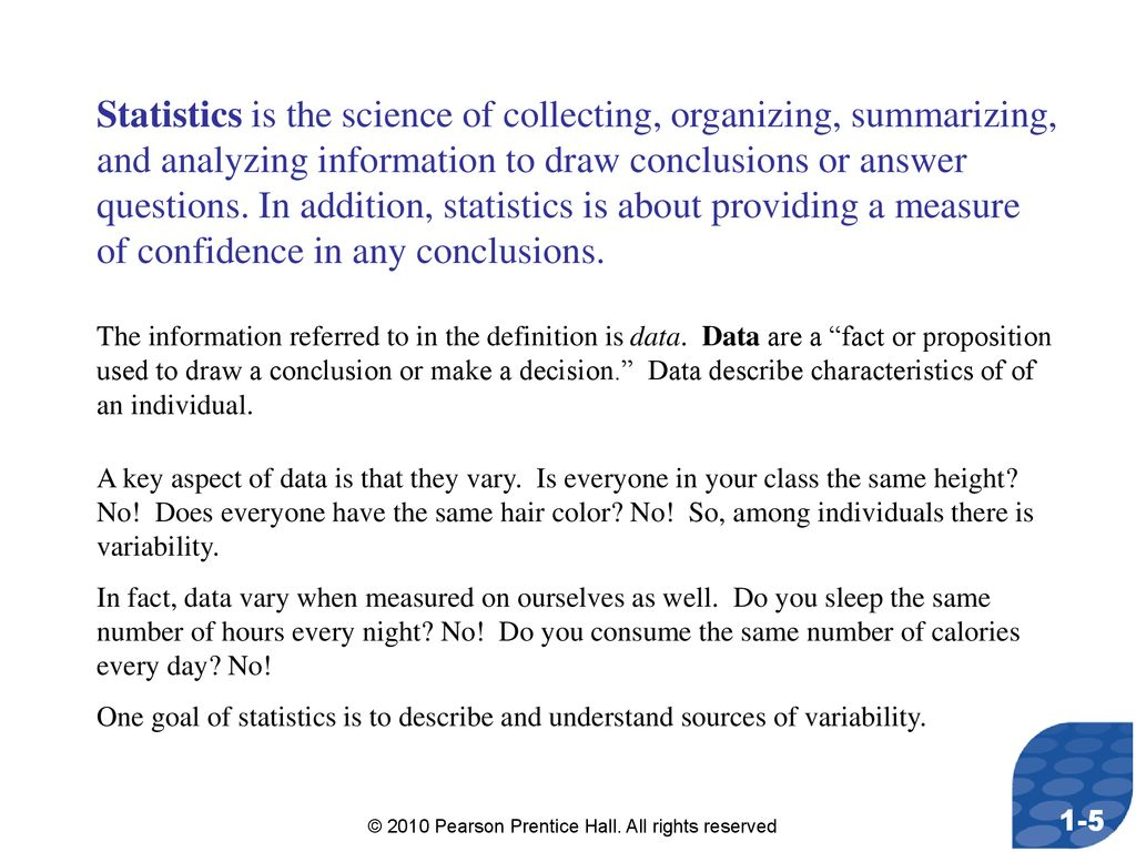 chapter 1 data collection. - ppt download