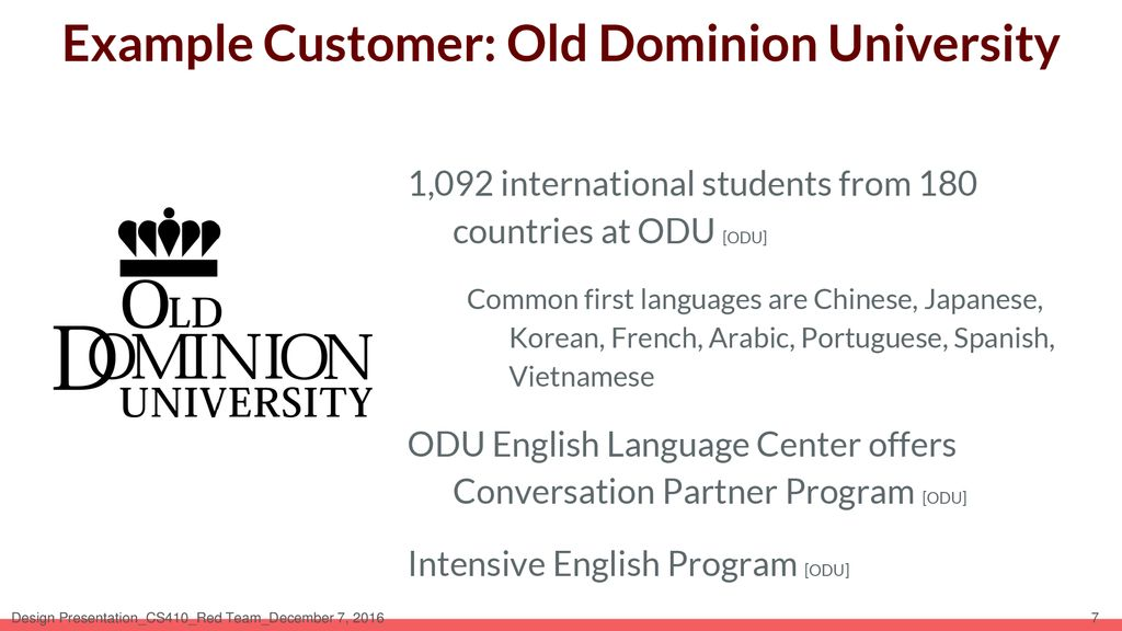 CPP Conversation Partner Platform Design Presentation - ppt