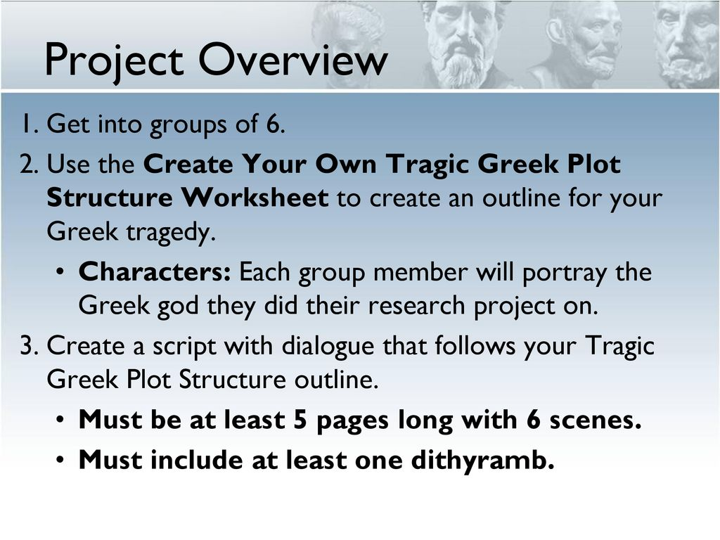 Greek Theatre Day ppt download