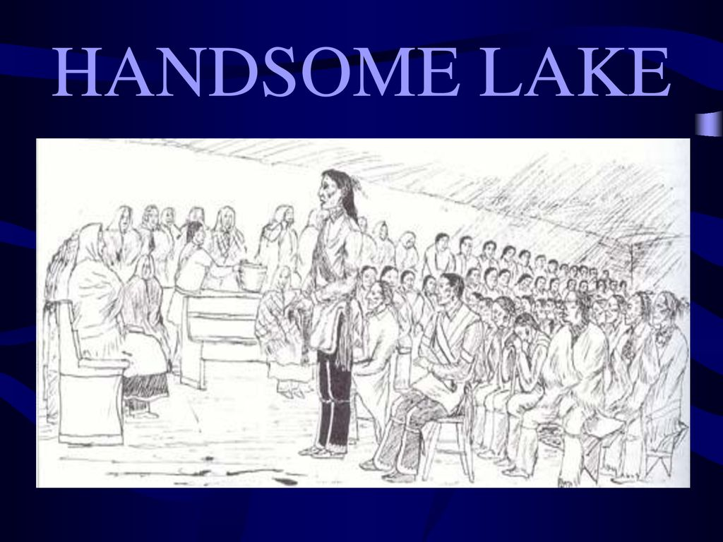 HANDSOME LAKE