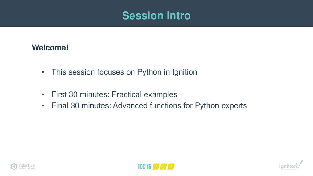 Unlocking the Development Power of Ignition with Python Scripts