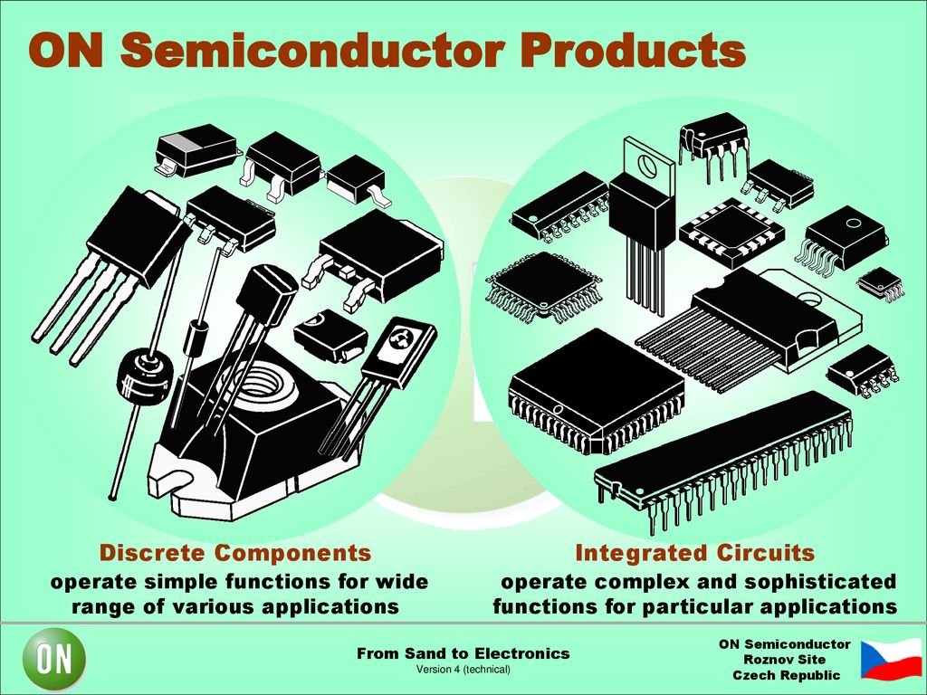 From Sand To Electronics Ppt Download Functions Of Integrated Circuit Operate Simple For Wide Range Various Applications